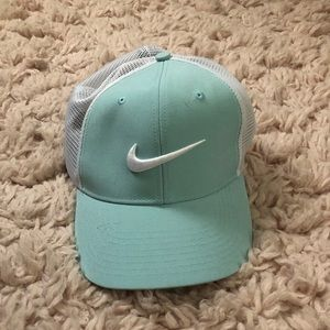 810ed294459c15 Nike Accessories | Womens Sportswear Open Back Visor Hat | Poshmark